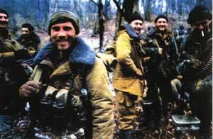 21 февраля 2000 года в бою под Харсеноем погибло 33 человека