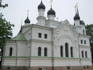 Троицкий собор Творожковского монастыря